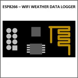 Menu - ESP8266 Board