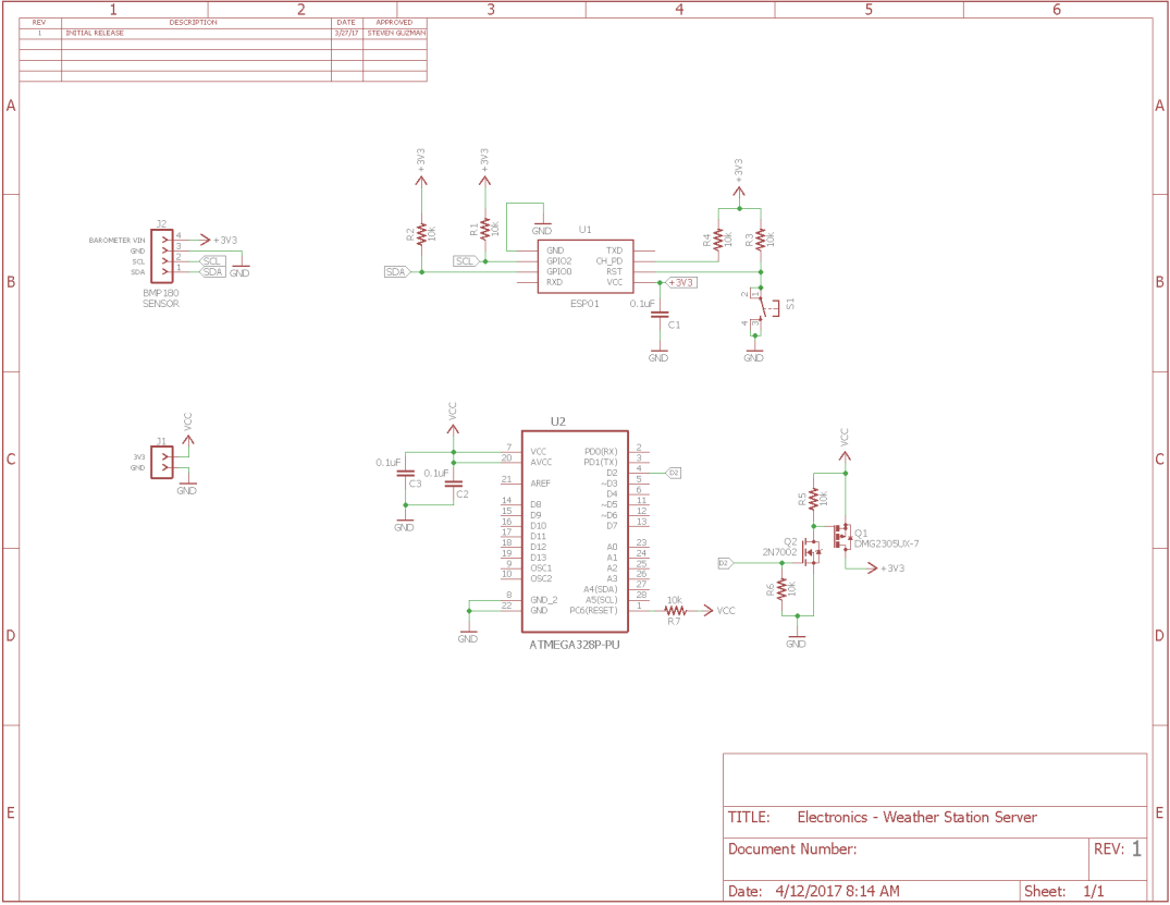 Electronics Simple Ee Data Acquisition And Logging Schematics Circuits Diagrams Webserver Schematic