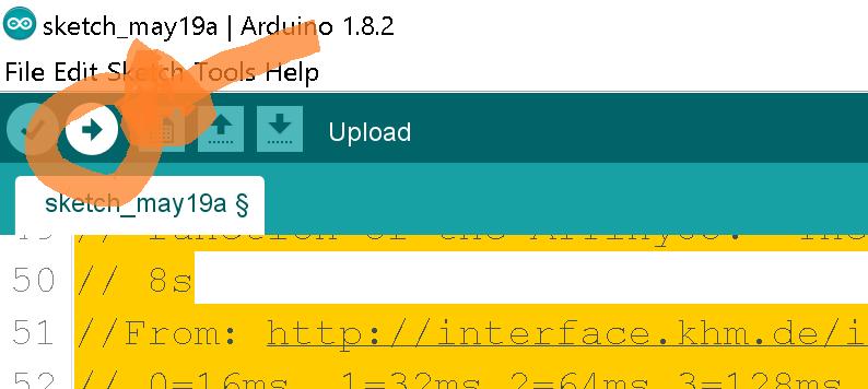 ATTiny85_Upload