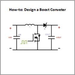 VISIO - Boost Converter