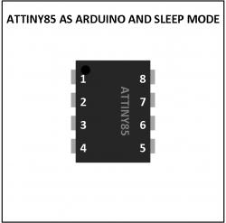 Visio - ATTINY85