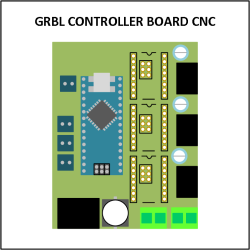 GRBL Controller Board