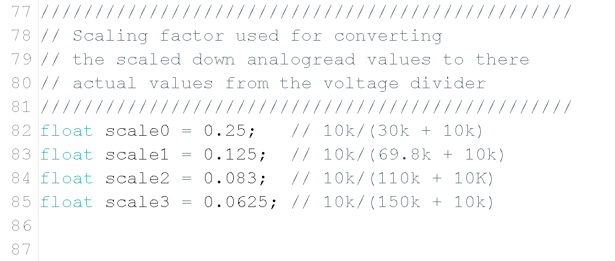 arduino_code_voltage_divider_section